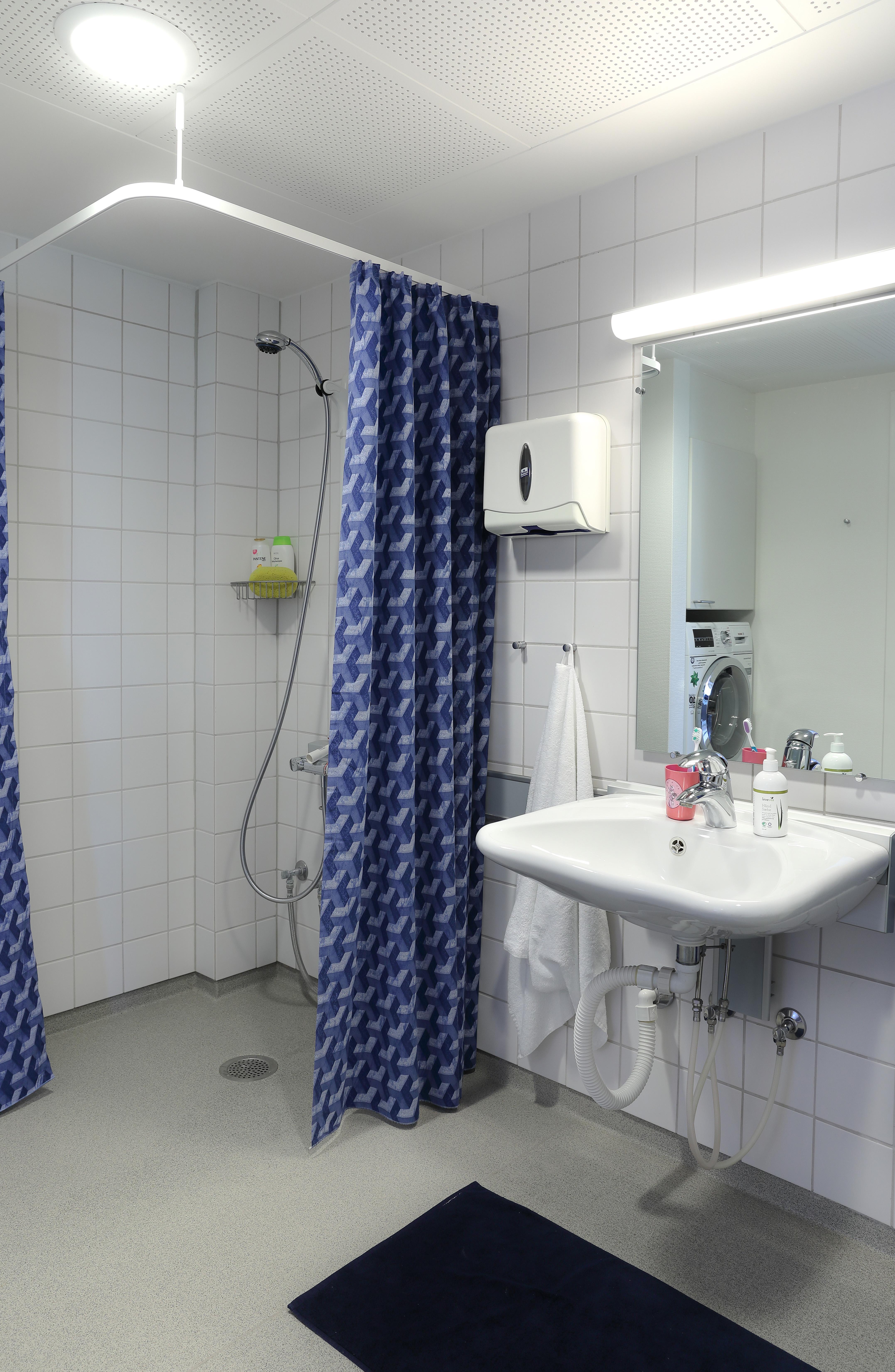 SK badværelse